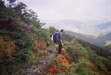 Hiking Muntii Fagaras