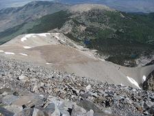 Hiking Wheeler Peak