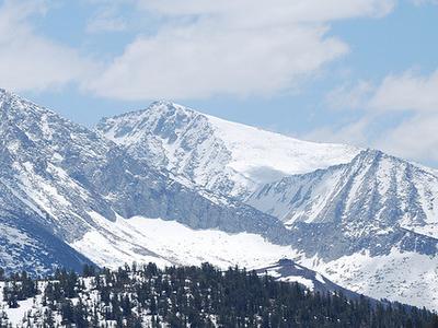 Hilgard Peak
