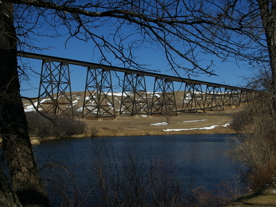 Hi  Line  Railroad  Bridge