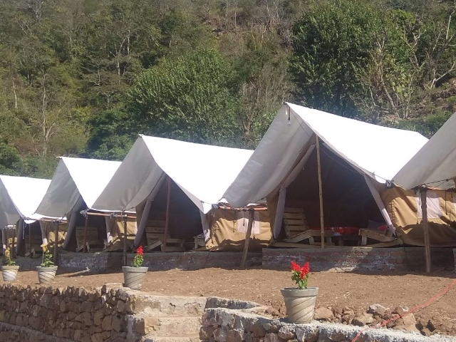Hill Camps Rishikesh Photos
