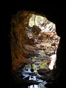 Hiller Tunnel Near Malakoff Diggins