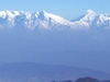 Himalayan Range From Mukteshwar  Medium