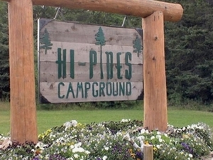 Hi Pines Eagle River Campground