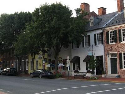Historic Downtown Fredericksburg