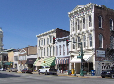 Historic Downtown Georgetown