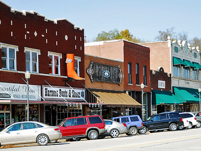Historic Downtown Harrison