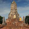 Historic Ayutthaya Buddhist Temple