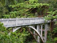 Historic Bridge to Nowhere
