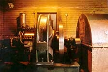 Historic Dawson Falls Power House - North Island - New Zealand