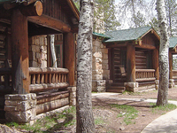 Historic Grand Canyon Lodge