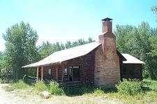 Historic Highlands Lodge - Grand Tetons - Wyoming - USA