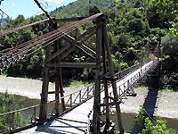Histórico Tauranga Bridge