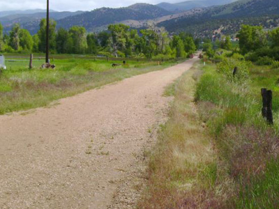 Historic Union Pacific Rail Trail
