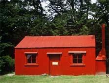 Historic Waihohonu Hut Track - Tongariro National Park - New Zealand