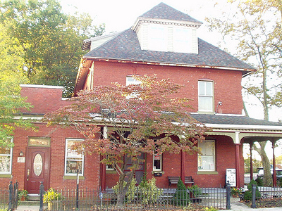 Historical Ross House