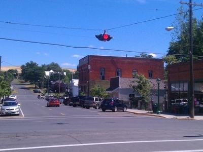 Historic Main Street.