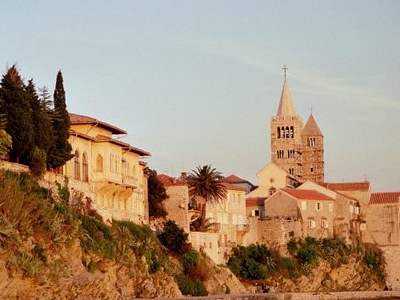 Historic Town Center Of Rab