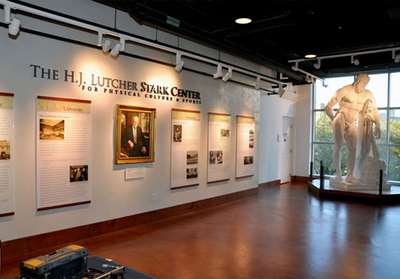 H J Lutcher Stark Center