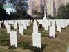 Headstones Of Canadian Soldiers Sai Wan War Cemetery