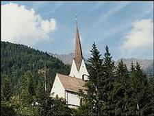 Hl-Chrysanth Church Nikolsdorf Austria
