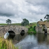 Hobbiton Mill & Double Arched Bridge @ Waikato - Northland