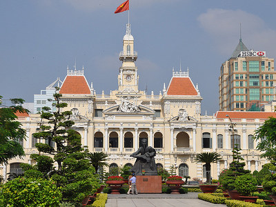 Ho Chi Minh City - City Hall