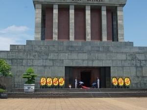 Ho Chi Minh Mausoleo