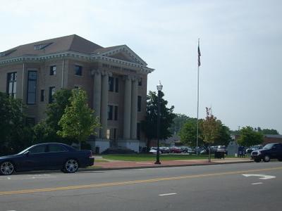 Hoke County Courthouse