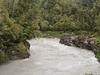 Hokitika River Through Hokitika Gorge - West Coast NZ
