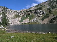 Holly Lake Trail- Grand Tetons - Wyoming - USA