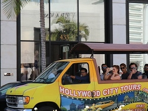 The Original Hollywood Tour Fotos