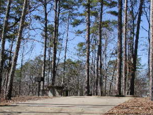 Holmes County State Park Campground