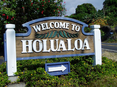 Holualoa  Hawaii
