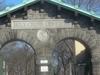 Holy Cross Cemetery Gate