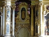 Holy Doors & Lower Portion Of Iconostas  Peter & Paul Cathedral Interior - St. Petersburg