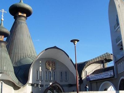 Holy Trinity Orthodox Church Troicka Poland
