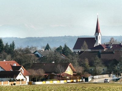 Holzhausen Parish Church, Upper Austria, Austria