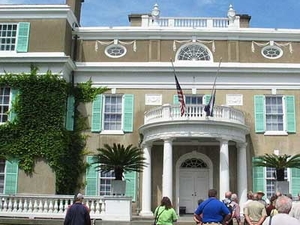 Home Of Franklin D Roosevelt sitio histórico nacional