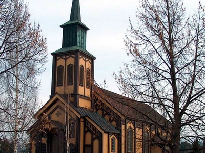 The Hønefoss Church