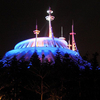 Hong Kong Disneyland Night View