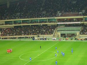 Estadio de fútbol Hongkou