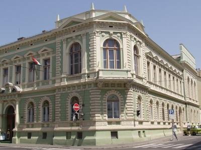 Honvéd Casino, Nagykanizsa