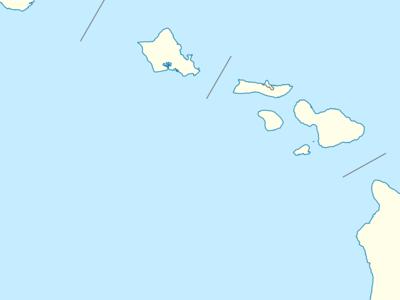 Hoolehua Hawaii Is Located In Hawaii