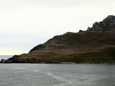 Hornos Island