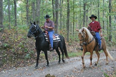 Horse Ridge Trail