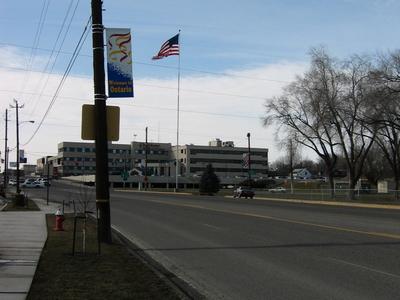 Hospital Road Ontario