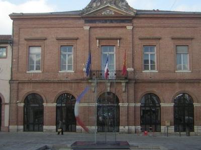 Castelsarrasin Town Hall