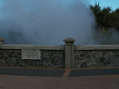 Hot Springs Present In Much Of Rotorua