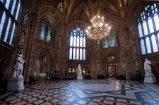 House Of Lords & House Of Commons Lobby